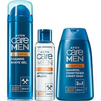 AVON care MEN Essential Pflege-Set 3-teilig