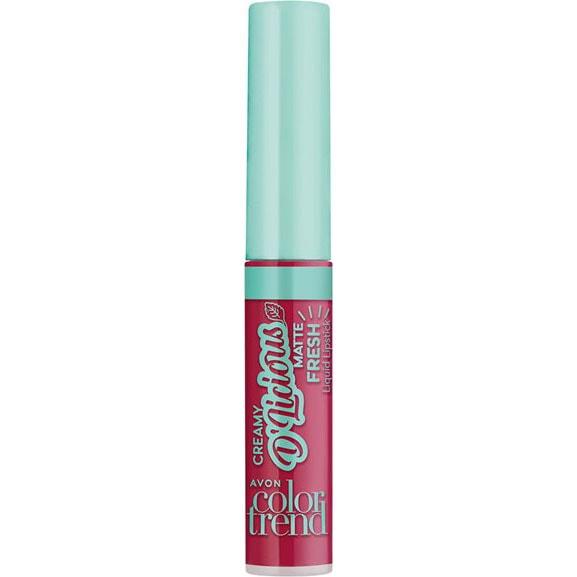 AVON COLORTREND Creamy D'-Licious Liquid Lipstick