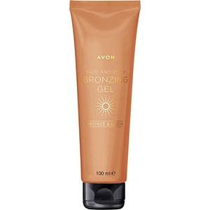 AVON Bronzing Gel für Gesicht & Körper