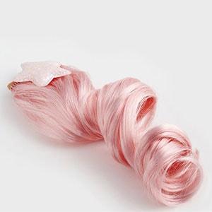 AVON Stern-Haarspange mit Kunsthaar