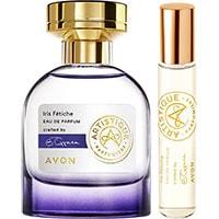 AVON Artistique Iris Fetiche Eau de Parfum + Taschenspray Set