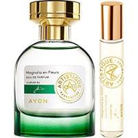 AVON Artistique Magnolia En Fleurs Eau de Parfum + Taschenspray Set