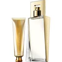 AVON Attraction Eau de Parfum für Sie + Handlotion Set