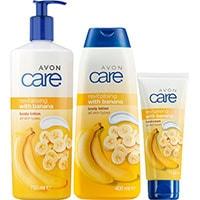 AVON care Körperpflege-Set mit Bananen 3-teilig