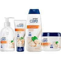 AVON care Pflege-Set mit Macadamia-Öl 4-teilig