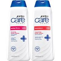 AVON care Skin Recovery Körperlotion + Extra-Firm Körperlotion Set