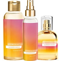 AVON Collections Summer Mania Duft-Set 3-teilig