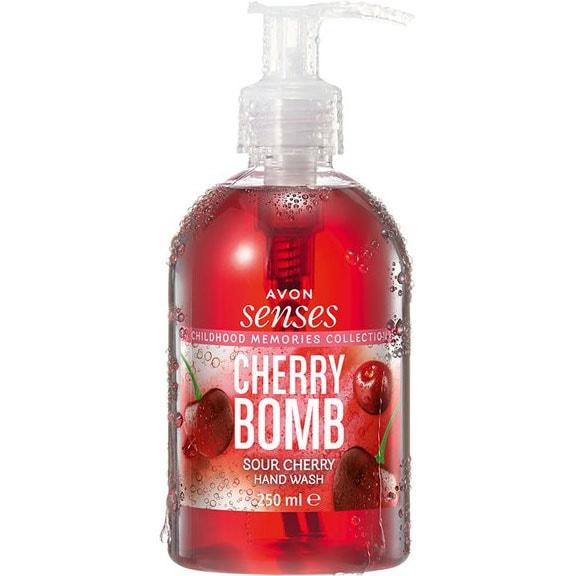 AVON senses Cherry Bomb Flüssigseife