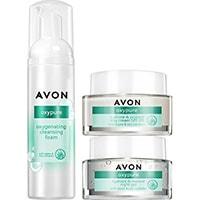 AVON Oxypure Gesichtspflege-Set 3-teilig