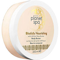 AVON planet spa Blissfully Nourishing Körperbutter
