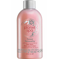 AVON planet spa Sweet Sensuality Bade-Elixier