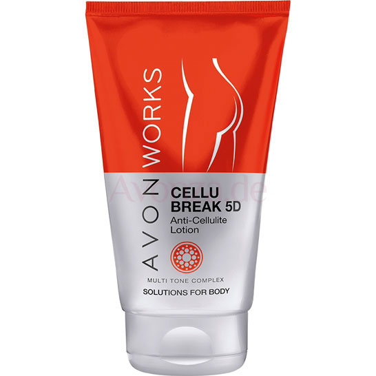 AVON solutions Cellu Break 5D Anti-Cellulite-Pflege