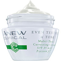 AVON ANEW Clinical Even Texture & Tone Creme für ebenmäßigen Hautton LSF 35