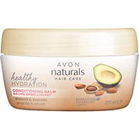 AVON naturals hair Mandelöl & Avocado Pflegebalsam