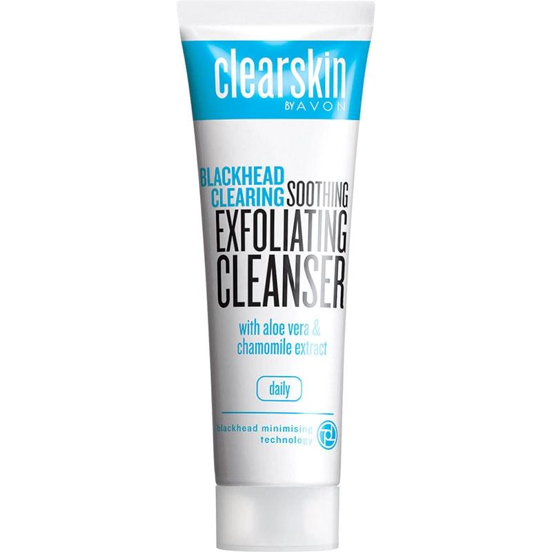 AVON clearskin blackhead clearing Reinigungspeeling