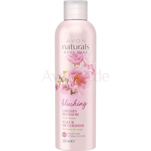 AVON naturals body Kirschblüte Intensiv-Körperlotion