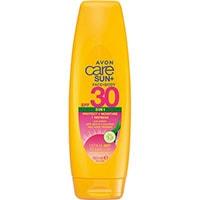 AVON care SUN+ Feuchtigkeitsspendende Sonnenschutz Lotion LSF 30
