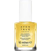AVON nail experts Gold Nagelhärter
