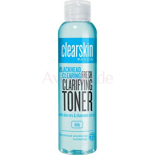 AVON clearskin blackhead clearing Erfrischendes Gesichtswasser