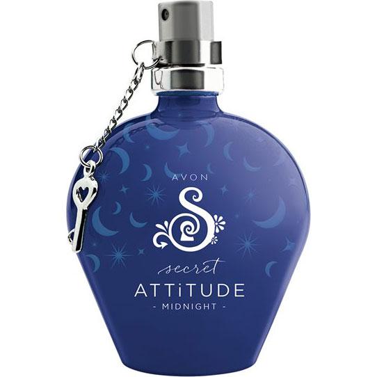 AVON Secret Attitude Midnight Eau de Toilette