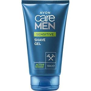 AVON care MEN Sensitive Rasiergel für empfindliche Haut