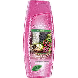 AVON senses Garden of Eden Duschgel 250 ml