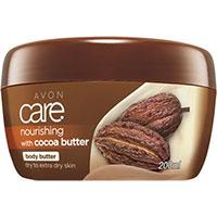 AVON care Kakaobutter Regenerierende Feuchtigkeits-Körperbutter