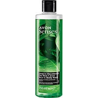 AVON senses Amazon Jungle 2-in-1 Shampoo & Duschgel 250 ml