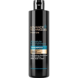 AVON Advance Techniques Marokkanisches Arganöl Shampoo 400 ml