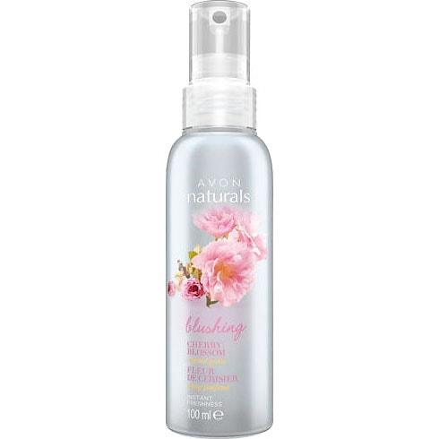 AVON naturals body Kirschblüte Körperspray