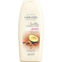 AVON naturals hair Mandelöl & Avocado Feuchtigkeitsspendendes Shampoo
