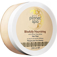AVON planet spa Blissfully Nourishing Haarmaske