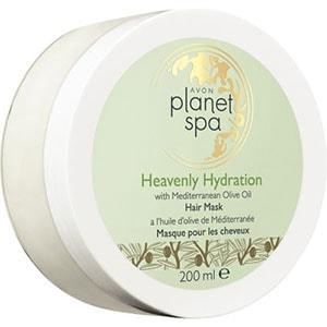 AVON planet spa Heavenly Hydration Haarmaske