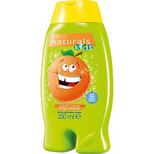 AVON naturals kids Orange Schaumbad