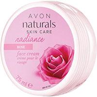 AVON naturals Rose Gesichtscreme