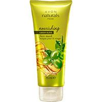 AVON naturals Grüne Olive Pflegende Gesichtsmaske