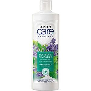 AVON naturals Brennnessel & Klettwurzel Shampoo 700 ml