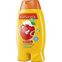 AVON naturals kids Apfel Shampoo & Pflegespülung
