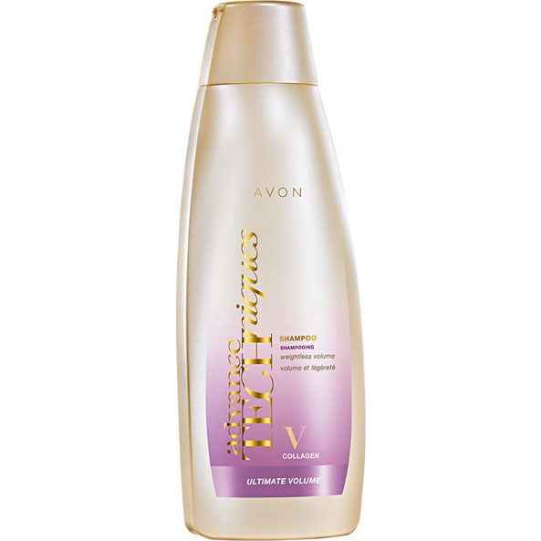 AVON Advance Techniques Volumen Shampoo für feines Haar 700 ml