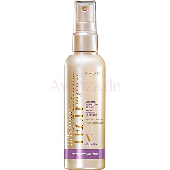 AVON Advance Techniques Volumen-Spray für feines Haar