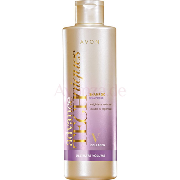 AVON Advance Techniques Volumen Shampoo für feines Haar 400 ml