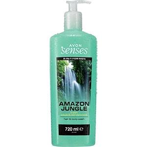 AVON senses Xtreme 2-in-1 Shampoo & Duschgel 720 ml