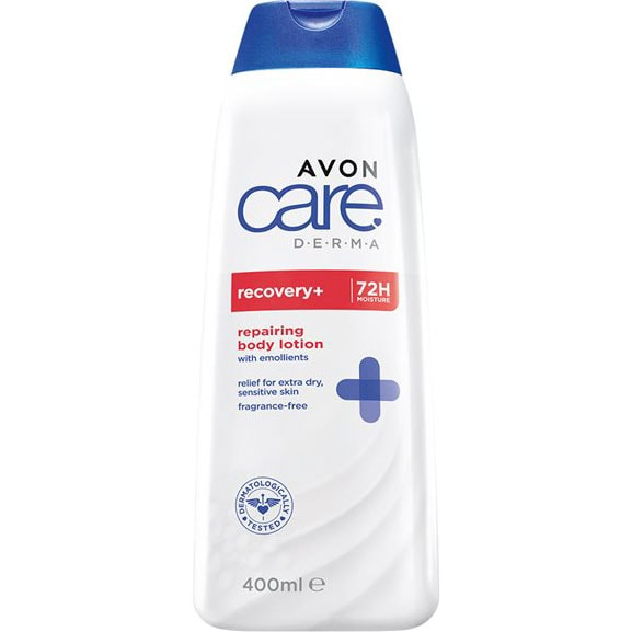 AVON care Skin Recovery Körperlotion 400 ml