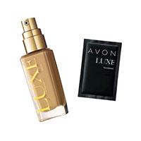 Probe Make-up AVON LUXE Foundation LSF 20