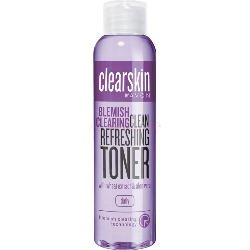 AVON clearskin blemish clearing Gesichtswasser gegen unreine Haut