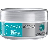 AVON WORKS Bust Contour Büstenkonturencreme