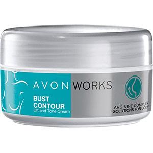 Avon solutions bust contour отзывы магазин профессиональной косметики самара купить