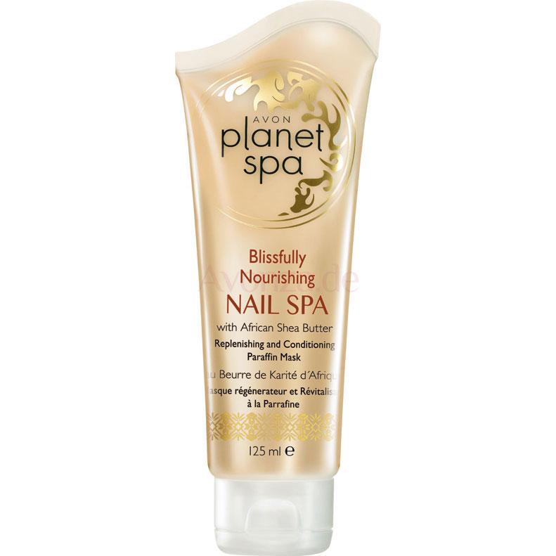 AVON planet spa Blissfully Nourishing Hand- & Fußmaske mit Paraffin