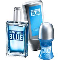 AVON Individual Blue Duftset 3-teilig