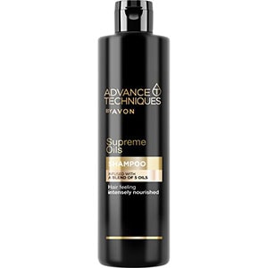 AVON Advance Techniques Supreme Oils Intensivpflege-Shampoo 400 ml